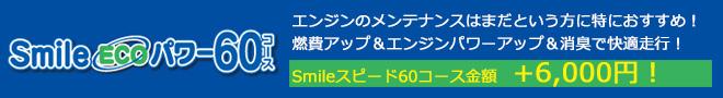 smileECOパワー60コース